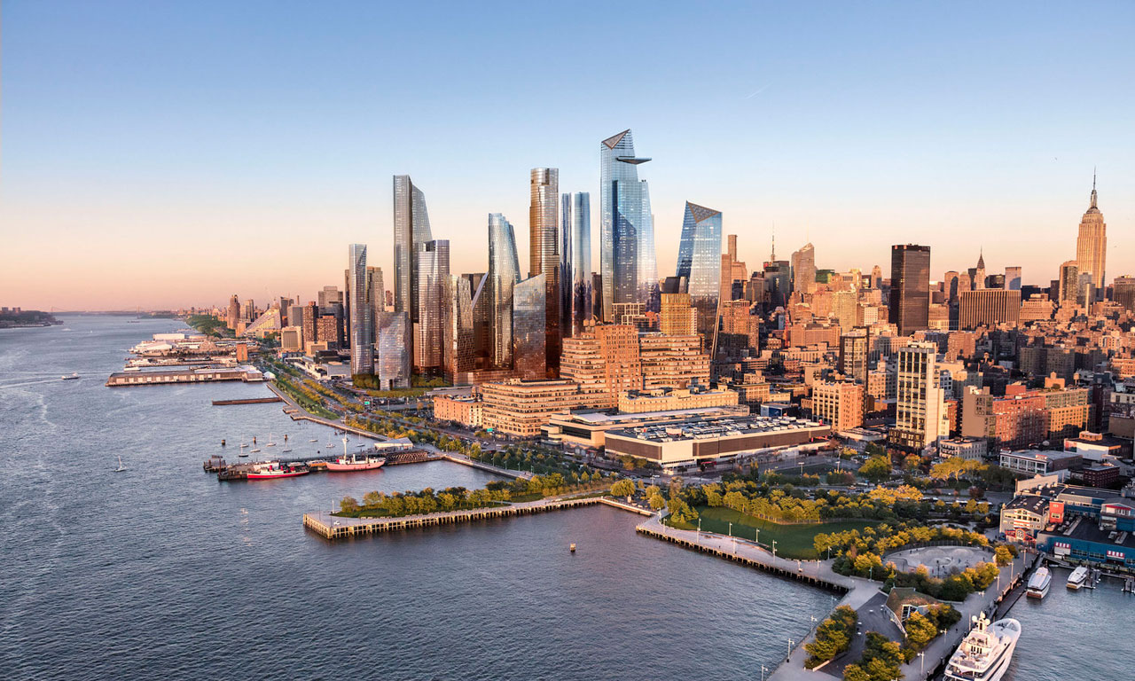 Hudson Yards - a New Standard of Wellness in New York City
