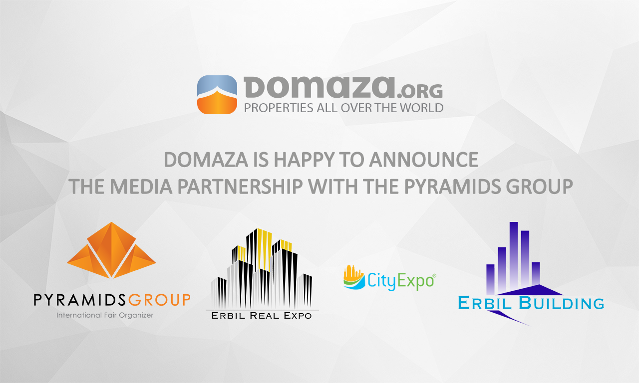 DOMAZA is happy to announce the media partnership with the Pyramids Group